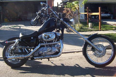 Design and manufacture of custom built motorcycles
